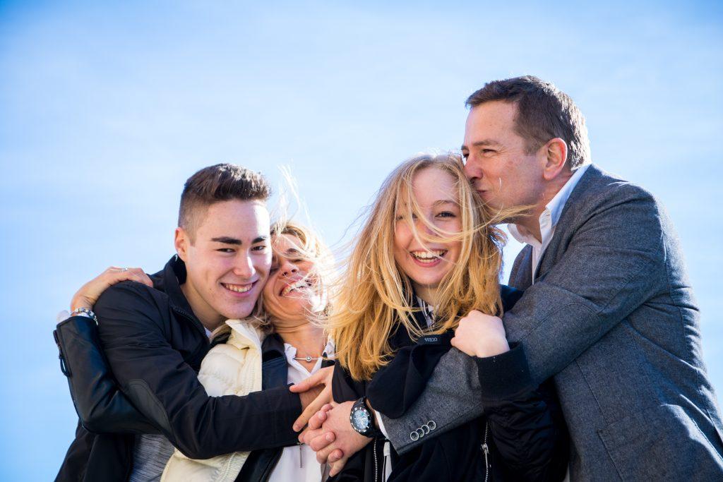 Séance famille à Pech David - Toulouse