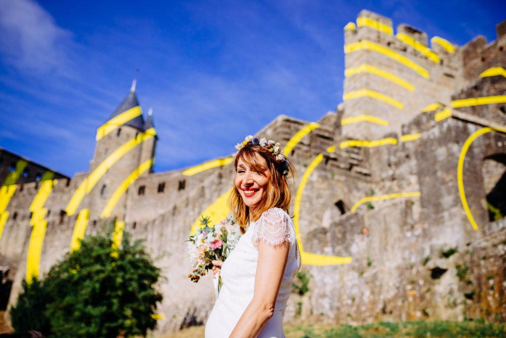 photo mariée occitanie