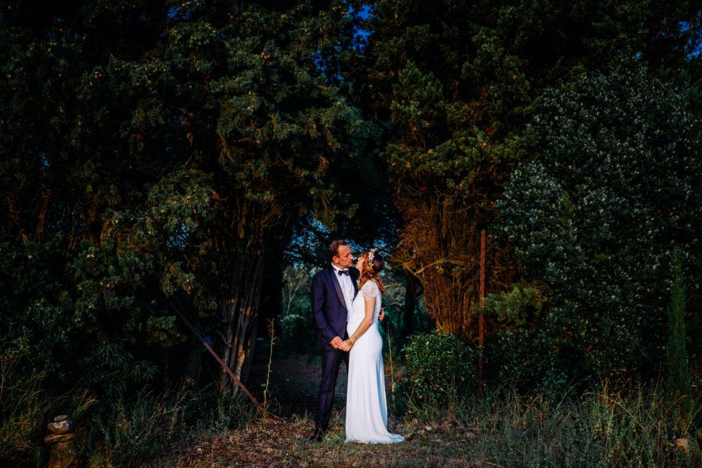 photo mariage romantique carcassonne
