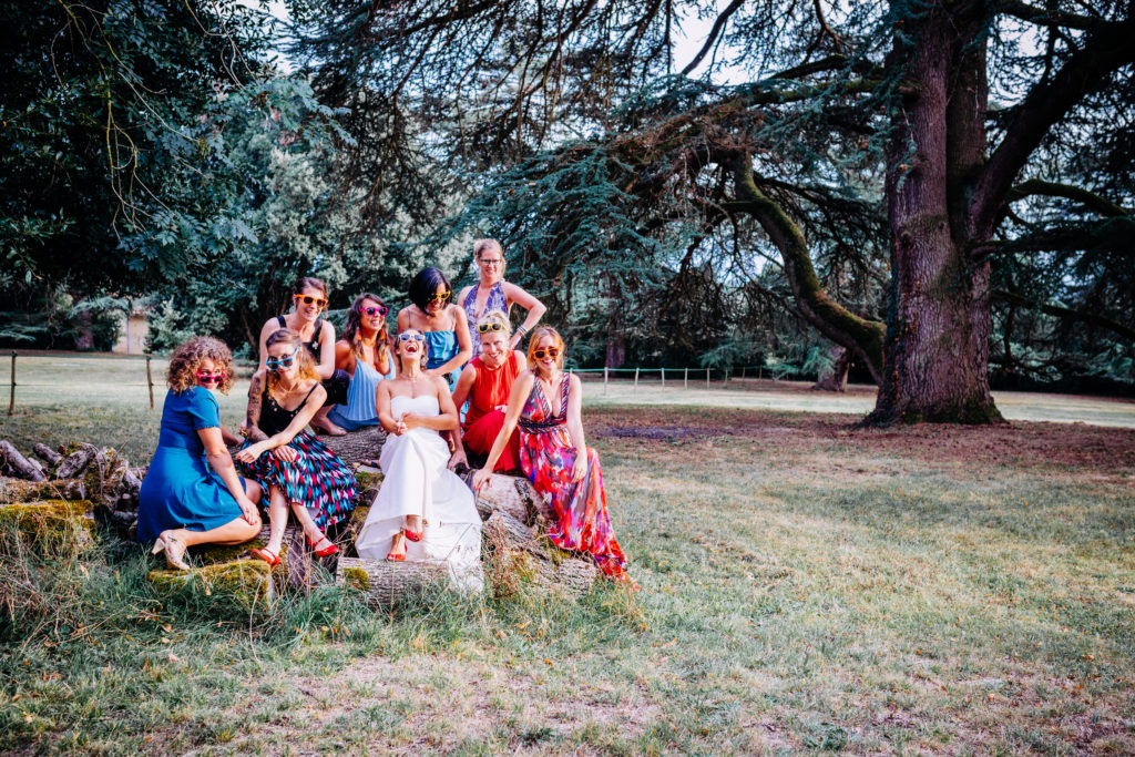 mariage &... photo de groupe preserville mariage cool