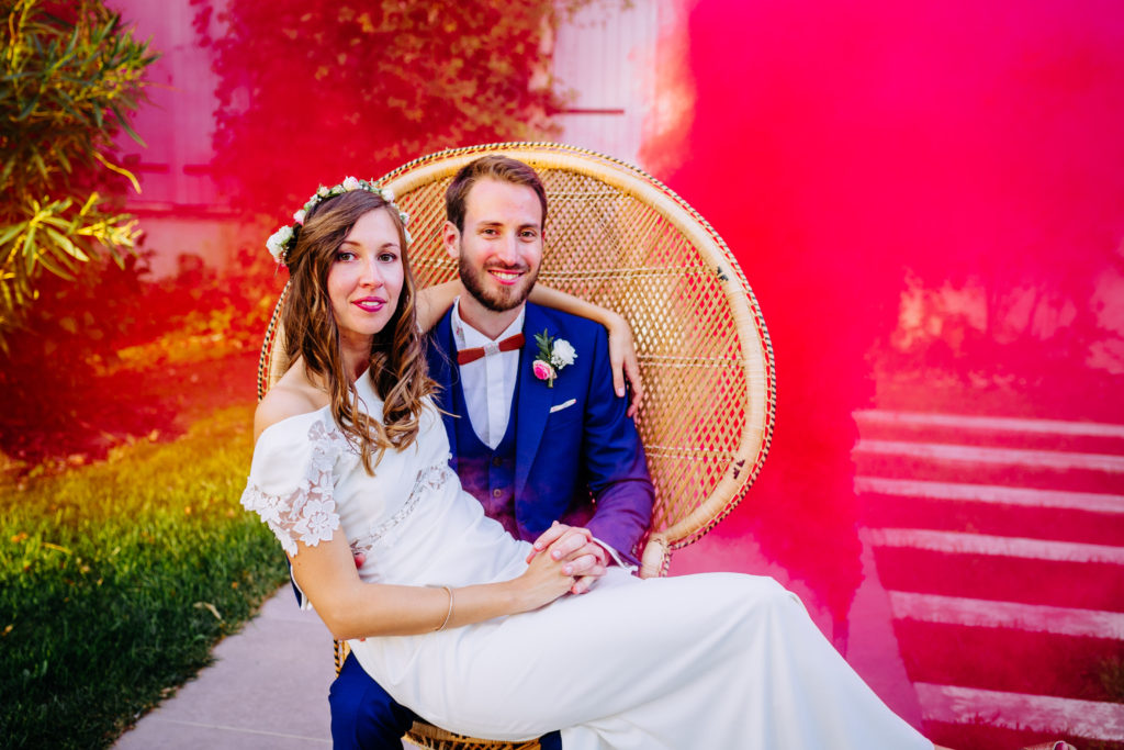 photographe mariage manoir du prince portet
