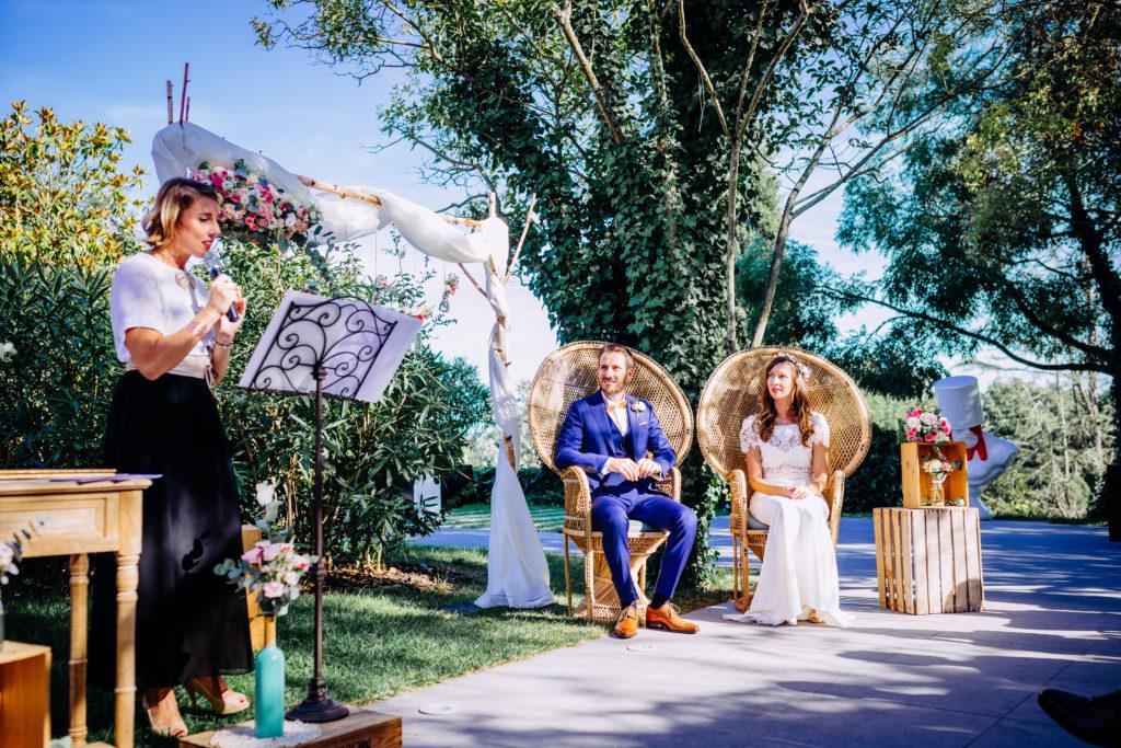 manoir du prince ceremonie laique photographe mariage