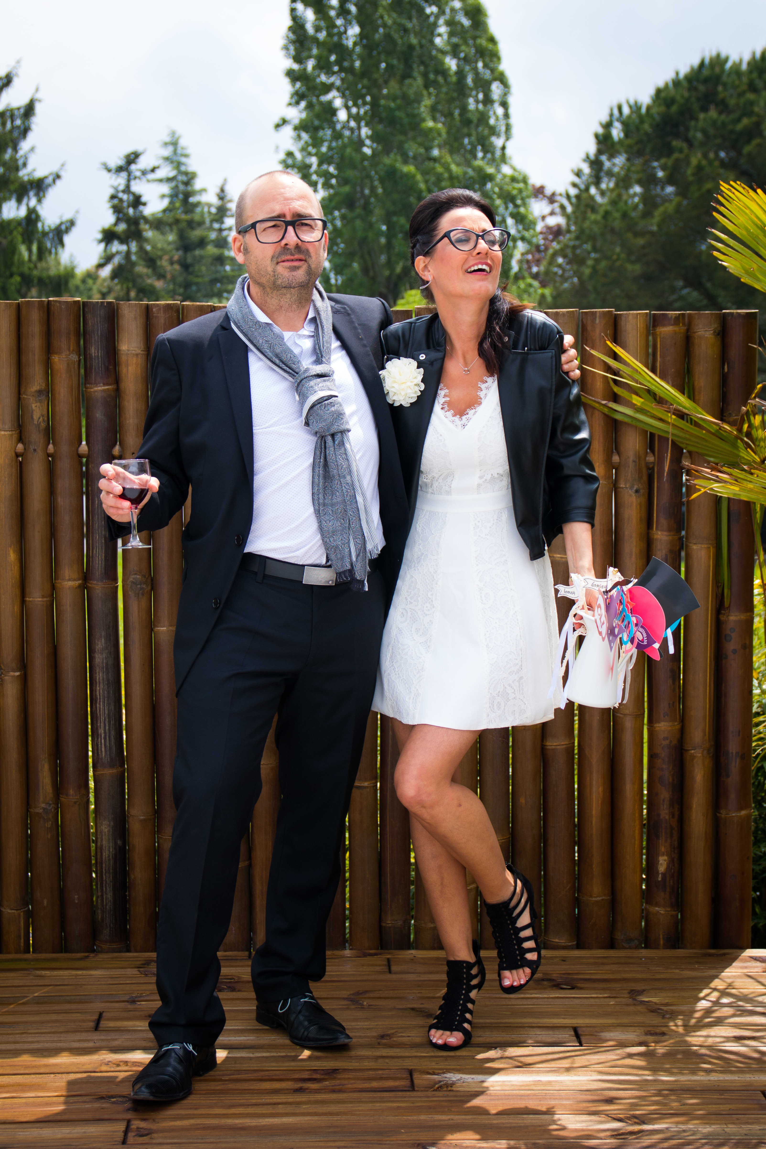 Mariage photo de couple