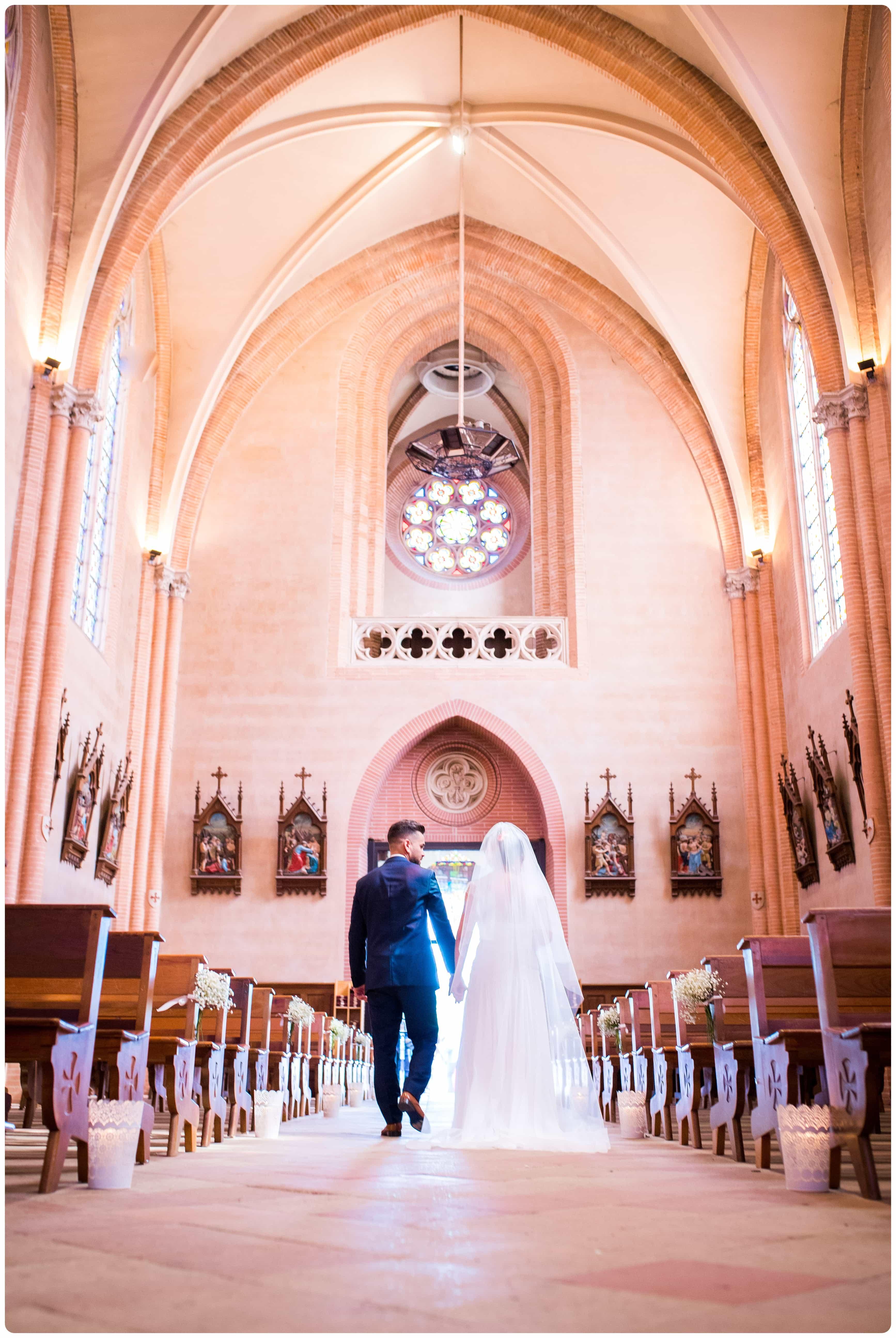 mariage au Domaine de Montjoie