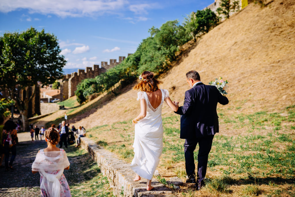 mariage champetre et cool