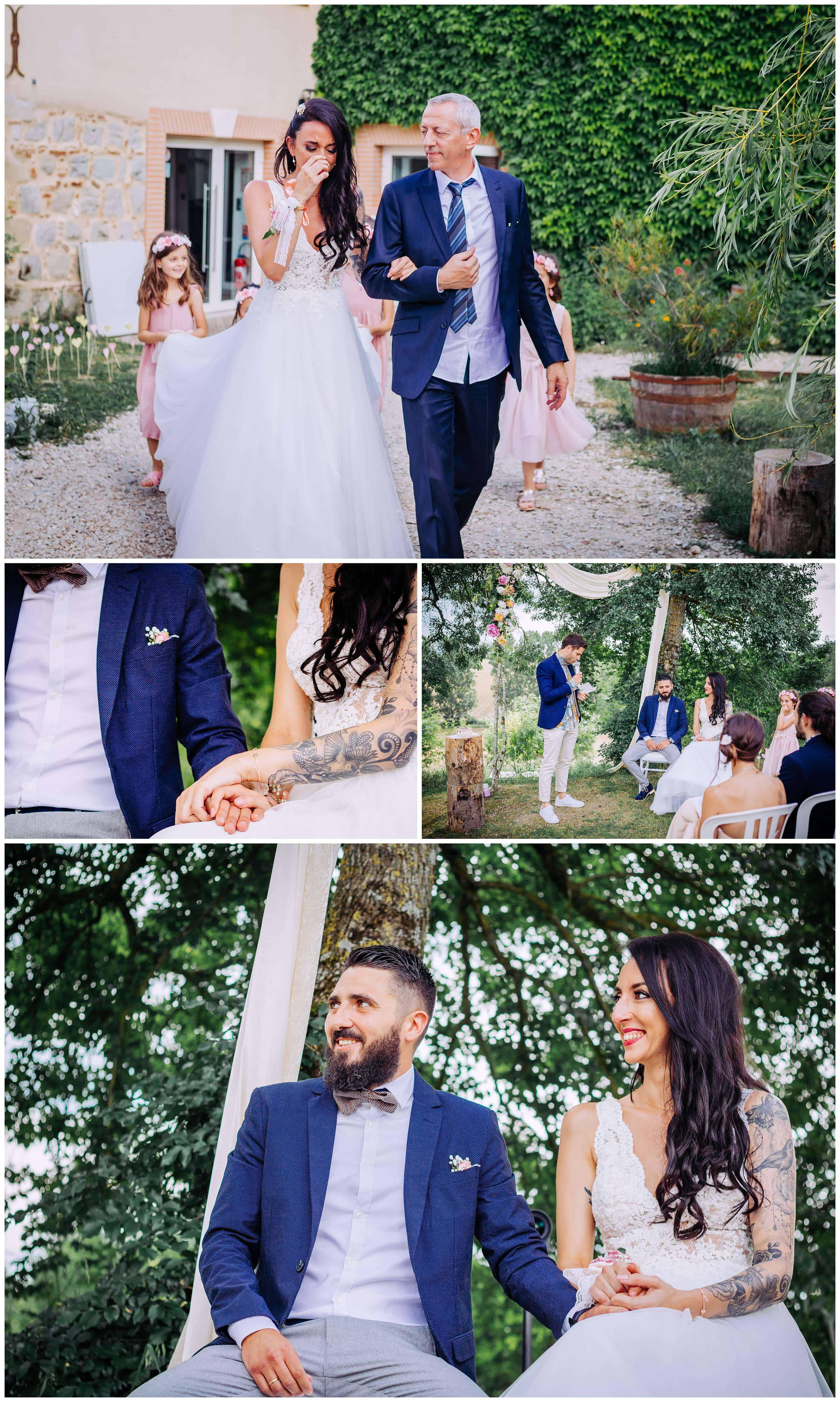 mariage toulouse tarn occitanie photographe mariage cool