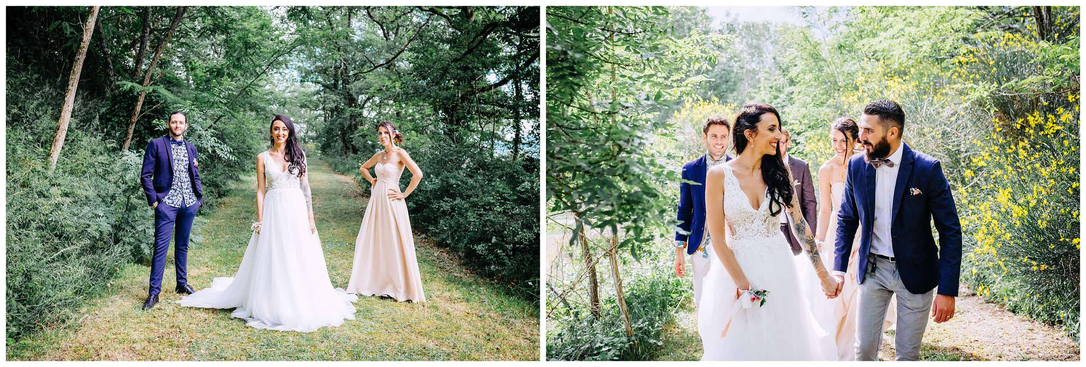 photographe temoins mariage