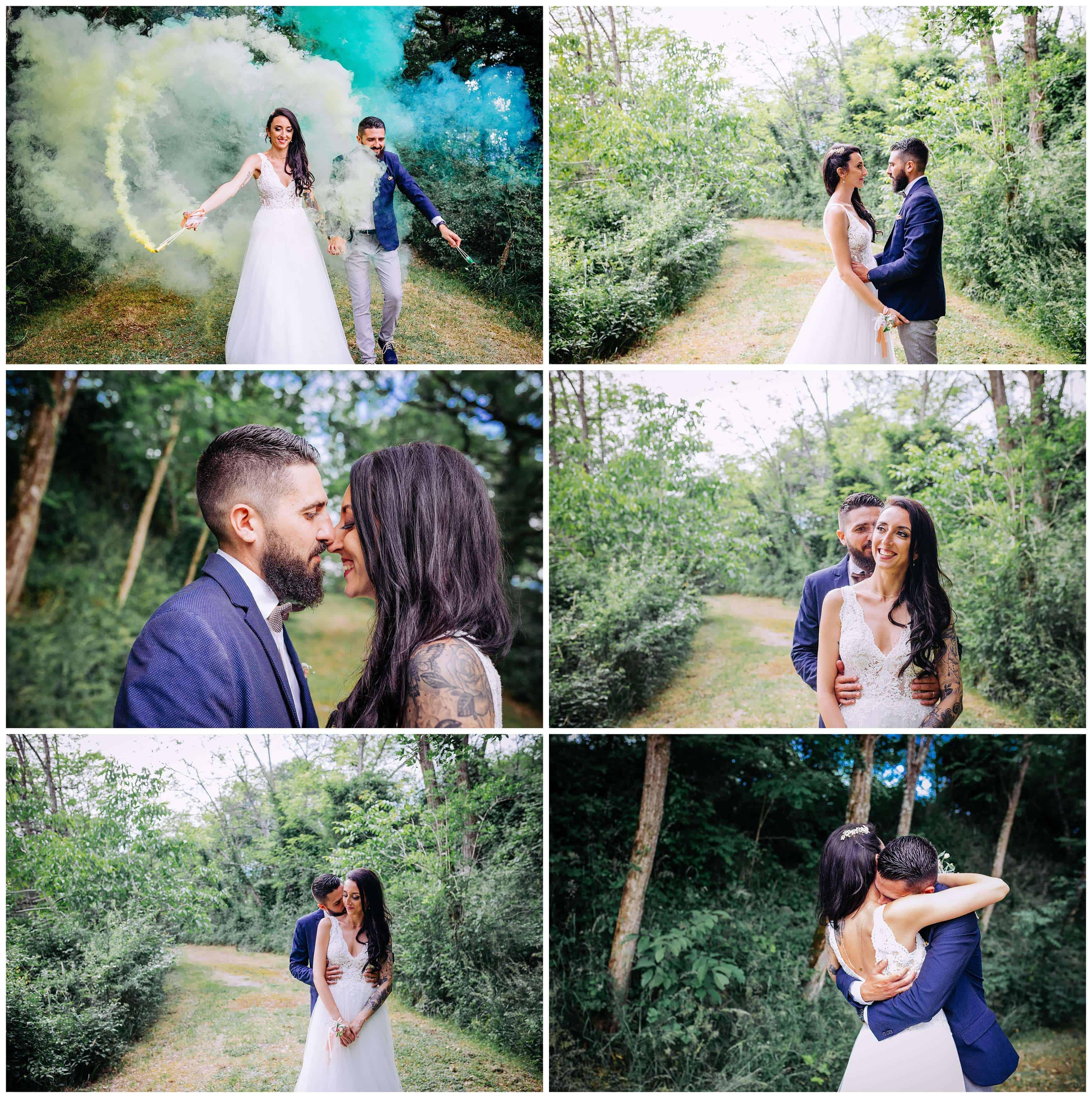 photo de couple mariage occitanie photographe 31