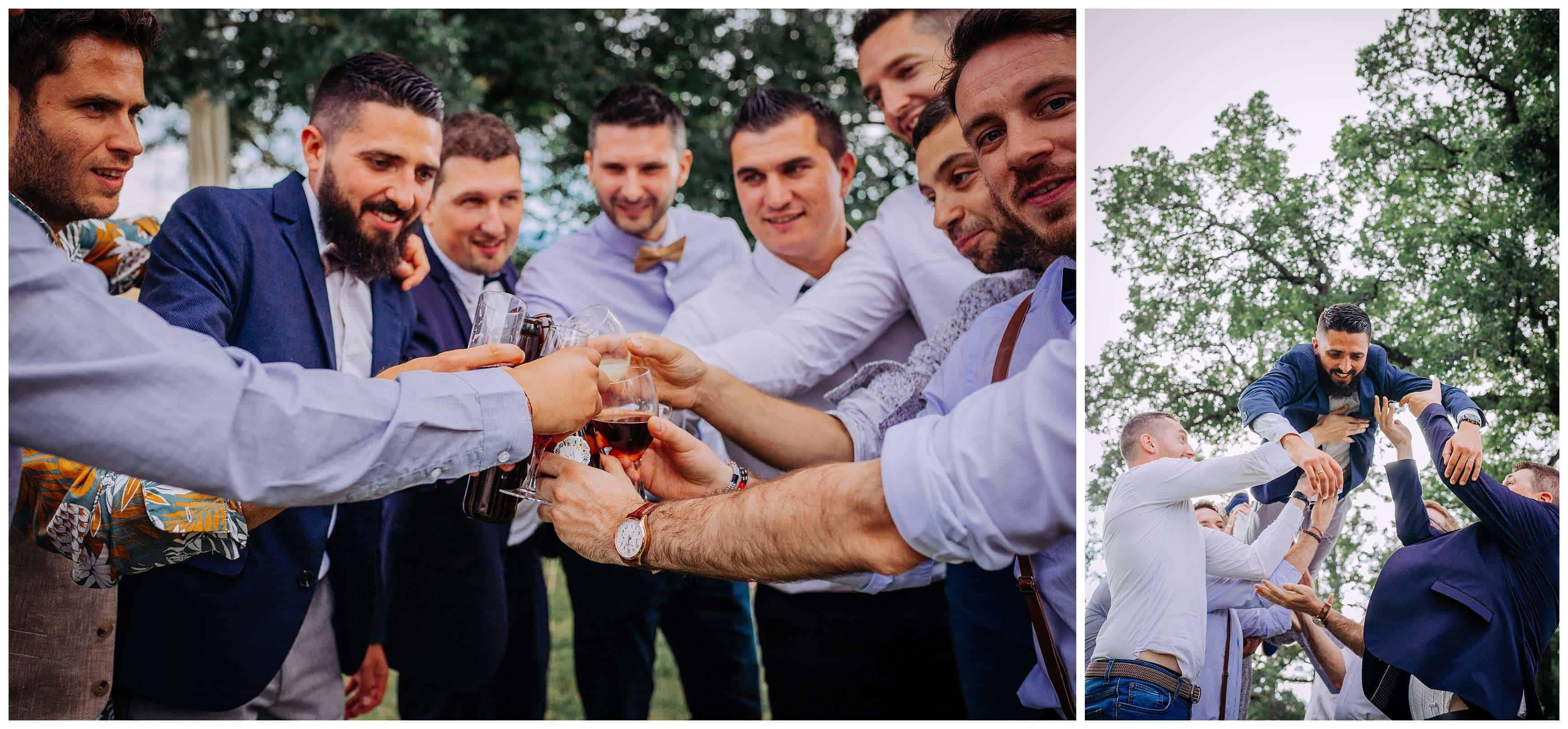 photo temoins mariage photographe occitanie