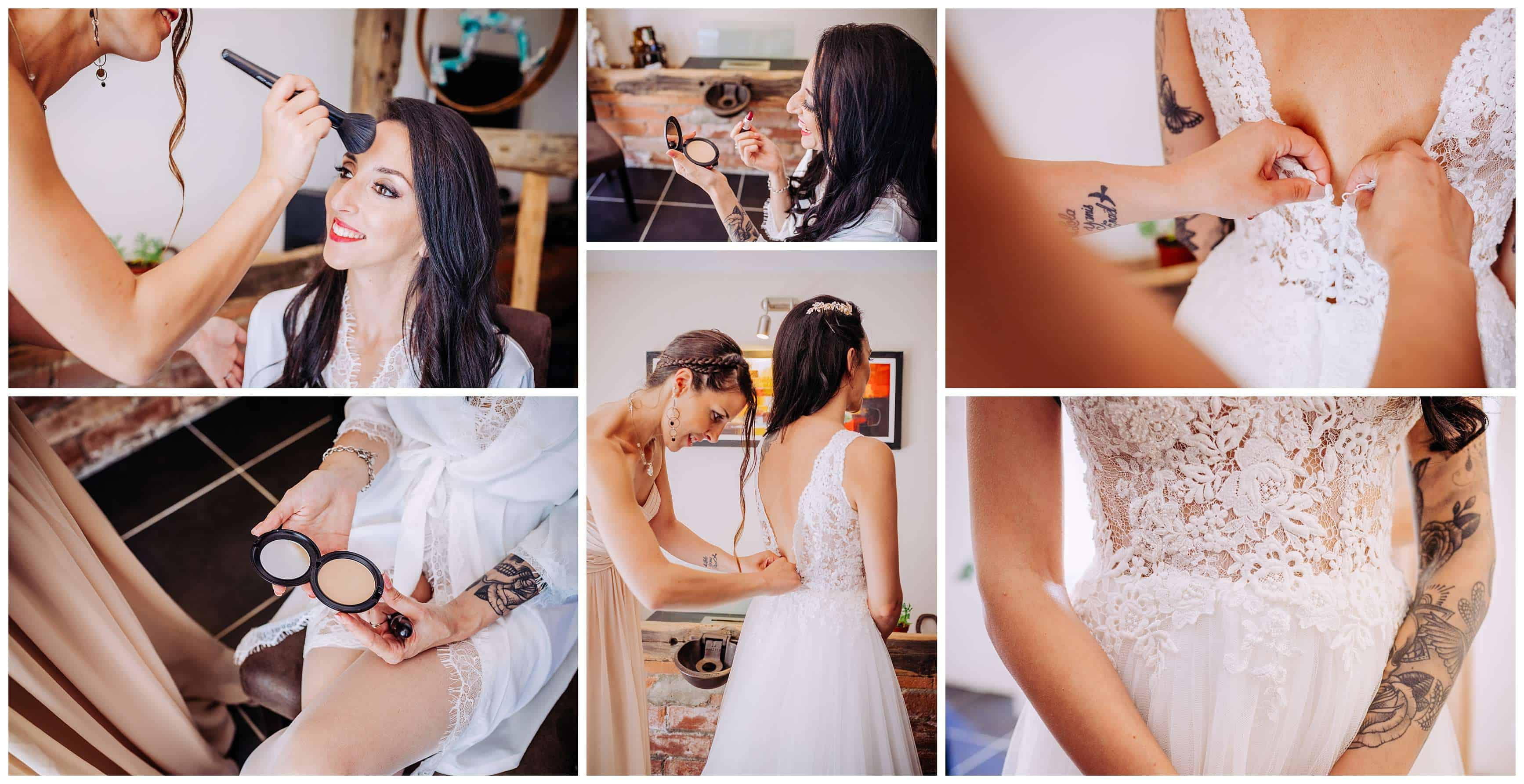 photographe mariage cool prrparatif