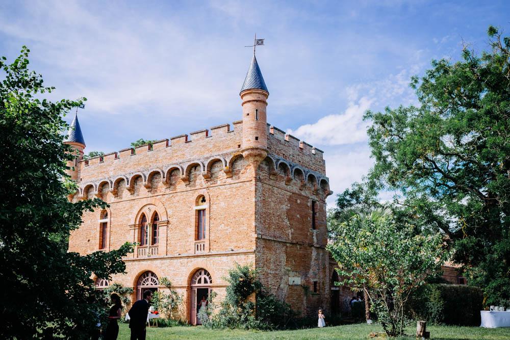 chateau de caumont domaine de mariage