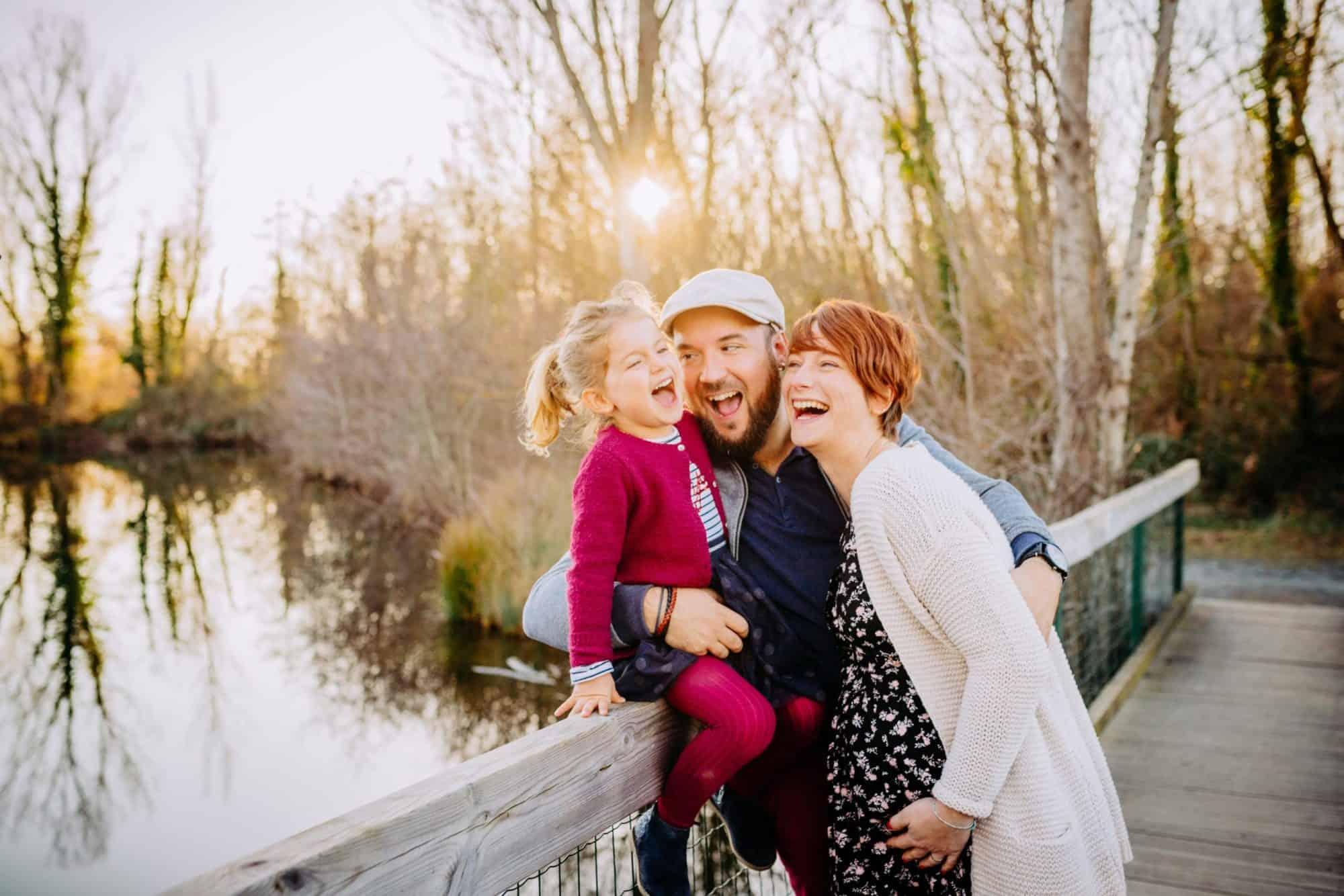 photo maternité en famille prés de toulouse muret roques