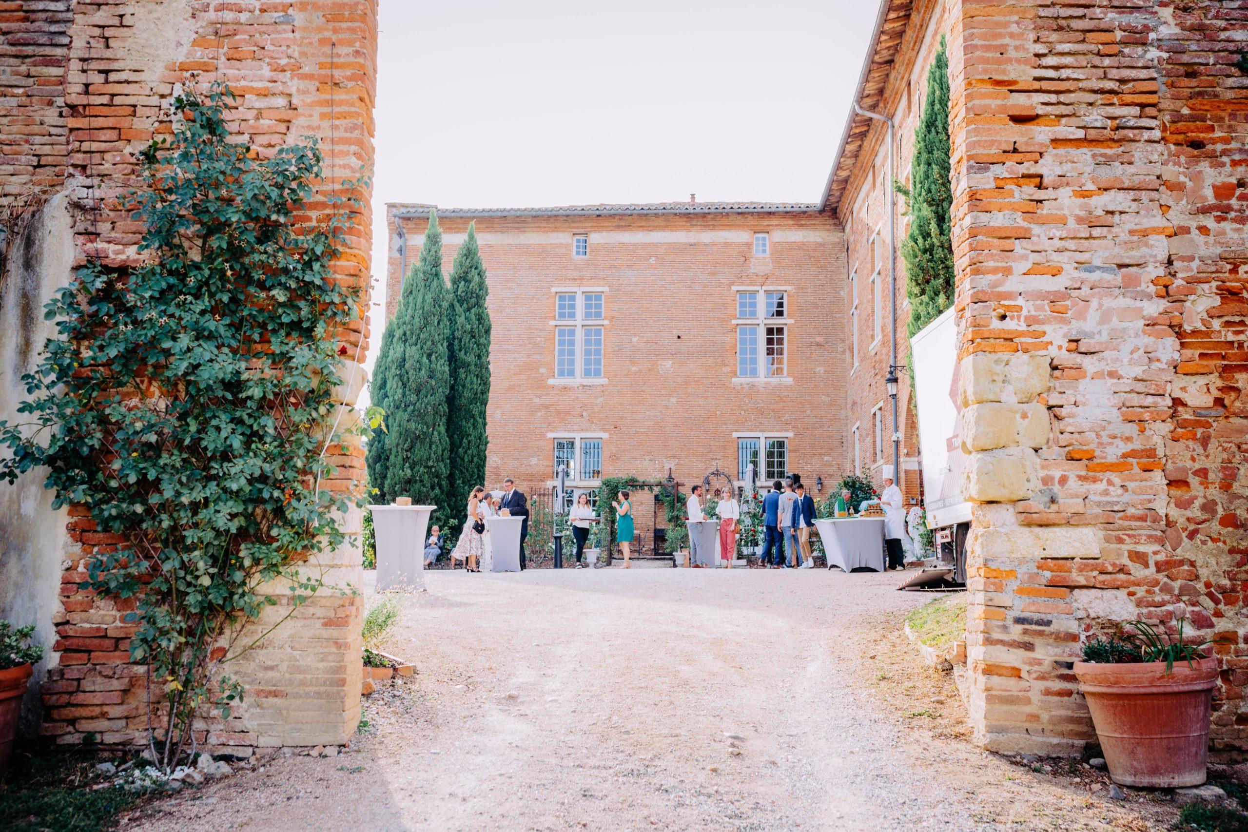chateau de launac domaine mariage