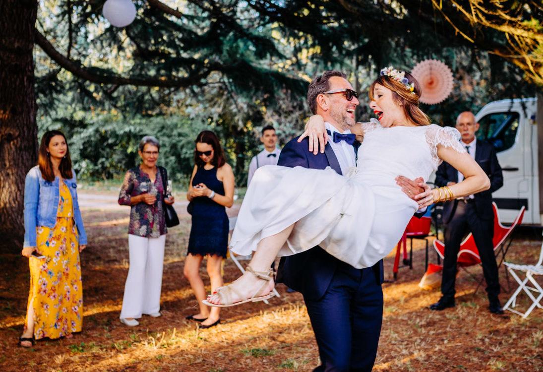 Photographe de mariage carcassonne